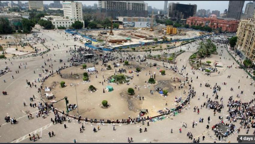 زوددويتشه:  تطوير ميدان التحرير  يعزز  السياحة  المصرية