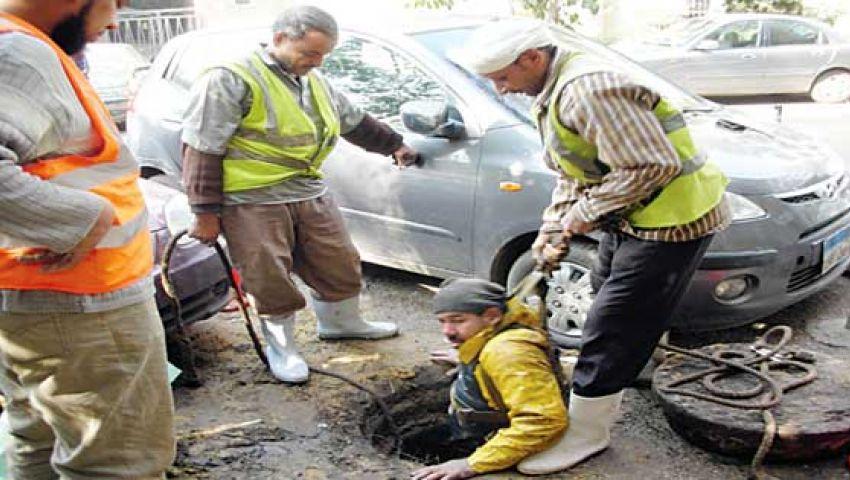 مقترح برلماني لتعديل رواتب عمال المجاري والنظافة.. وهذه تفاصيله