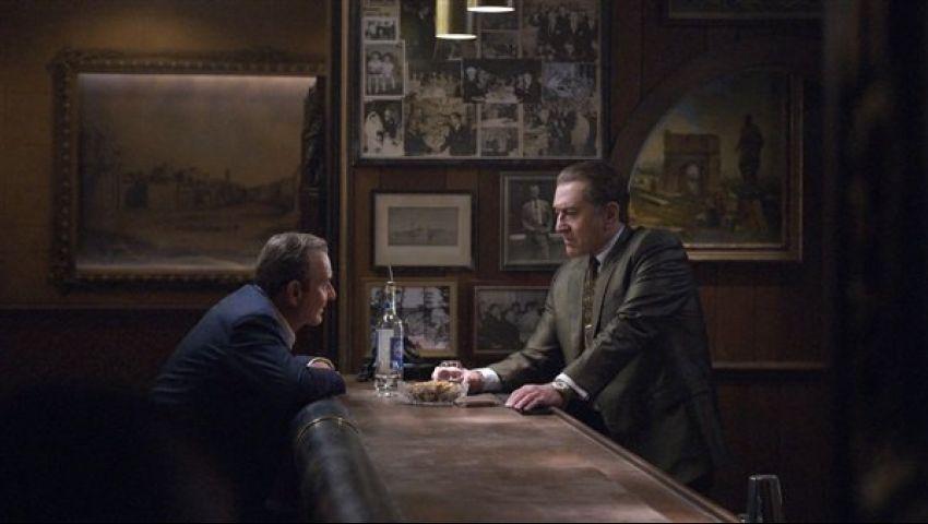 بسبب «The Irishman».. صراع روبرت دي نيرو وآل باتشينو يصل المهرجانات