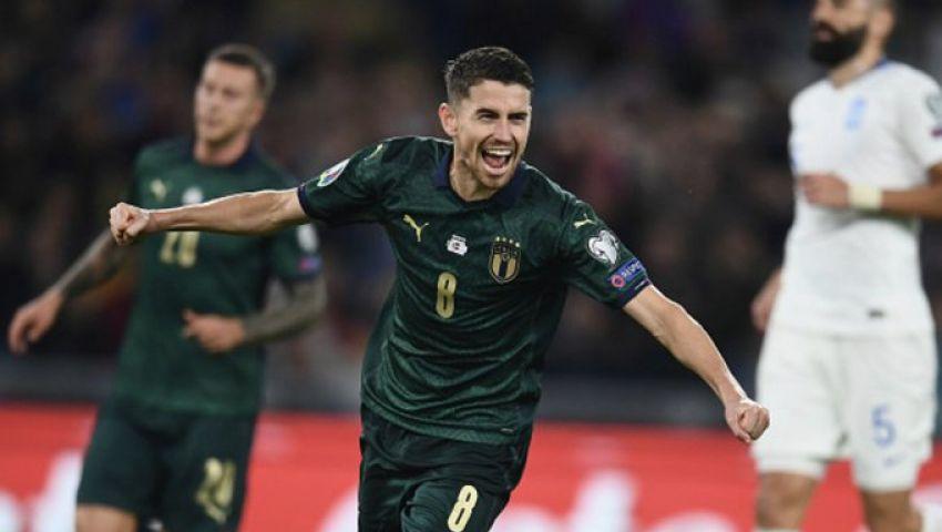 بالفيديو.. إيطاليا تتأهل رسمياً إلى يورو 2020 بفوز ثمين على اليونان