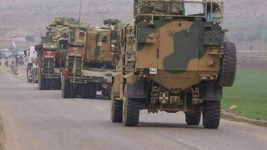 وسط قلق دولي.. القوات التركية تعبر الحدود السورية «بعد قليل»