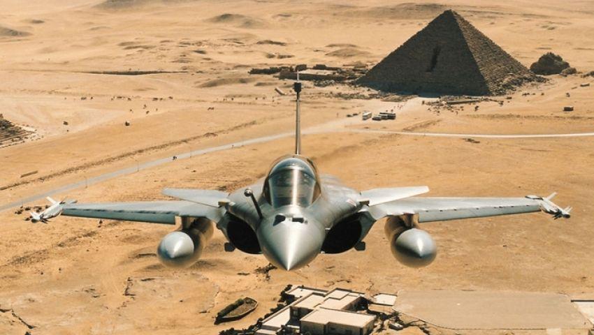 إنفوجراف| بفضل مصر.. فرنسا تحصد 18 مليار يورو من رافال