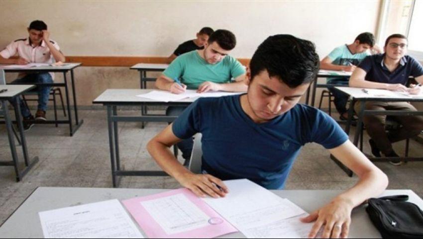 طلاب إعدادية القاهرة: امتحان الإنجليزي صعب واسئلة القصة غامضة