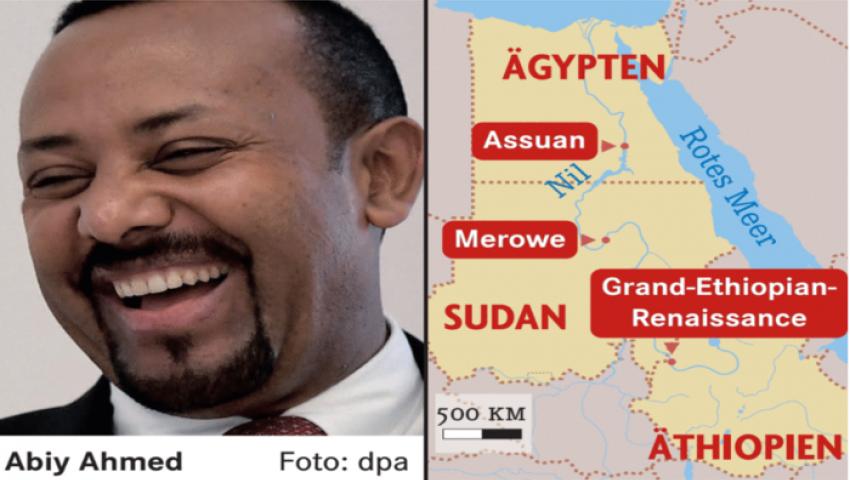 صحيفة ألمانية: الحرب المشتعلة حول النيل تصعب مهمة واشنطن في الوساطة