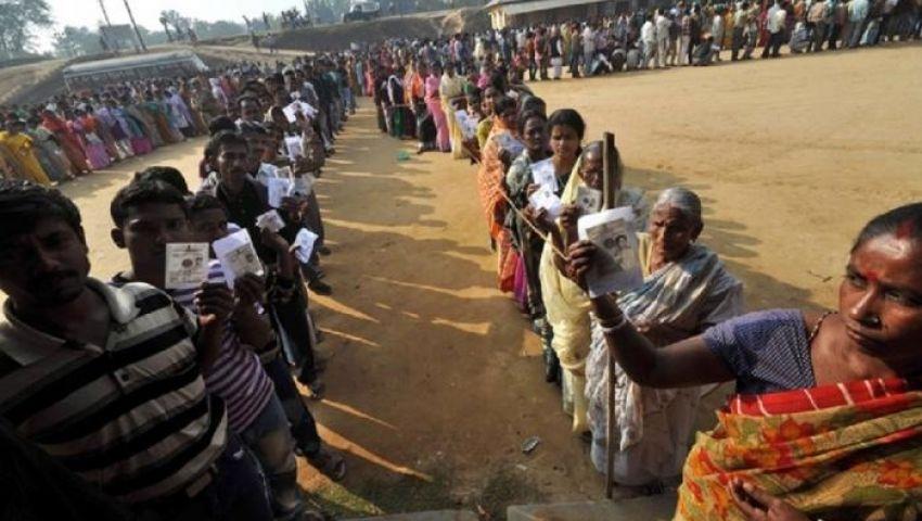 في أكبر انتخابات بالعالم.. 900 مليون هندي يختارون حكومة جديدة