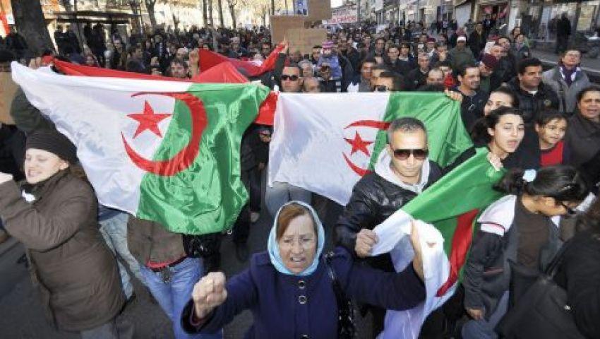 لدعمه «بوتفليقة».. احتجاجات ضد مسئول أكبر تنظيم نقابي في الجزائر