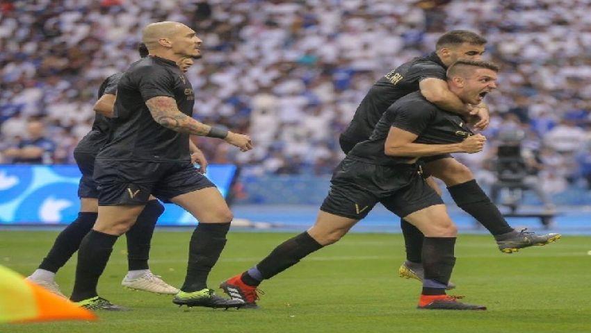 فيديو| النصر يخطف صدارة الدوري السعودي بانتصار «قاتل» على الهلال