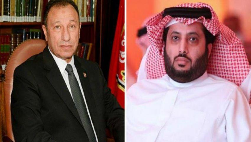سيناريو ثلاثي ينتظر حكاية الخطيب وتركي آل الشيخ