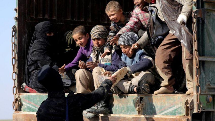 كازاخستان تعلن إجلاء 171 طفلاً من سوريا