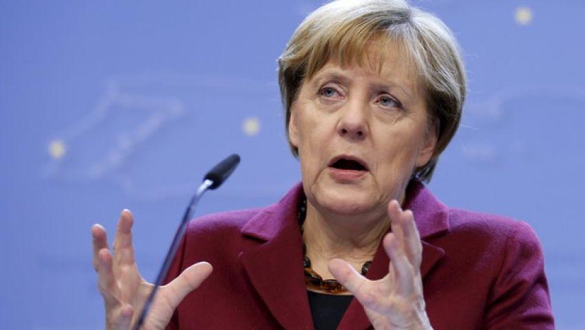 ميركل تدعو إلى مراجعة العلاقات بين «الناتو» وروسيا