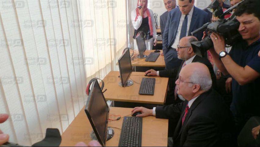 بالصور| جامعة الأزهر تفتح فرعًا لمكتبة الإسكندرية بالقاهرة