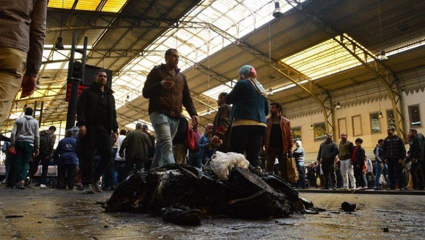 إجراء جديد من «الصحة» لصالح مصابي حادث محطة مصر