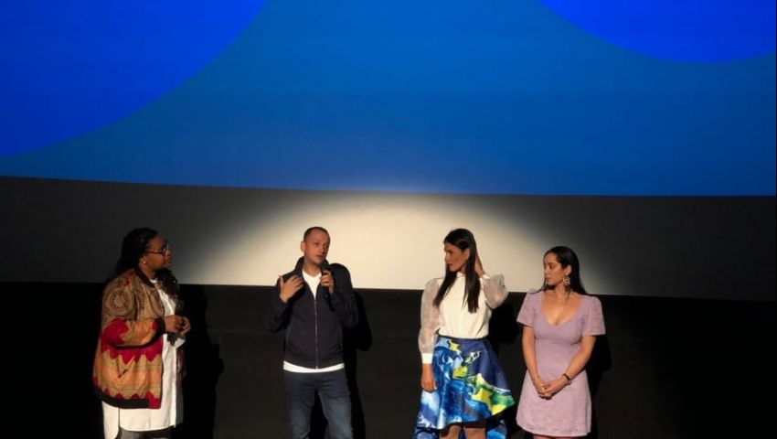 3 عروض لفيلم «بعلم الوصول» بمهرجان تورنتو السينمائي.. وردود فعل إيجابية