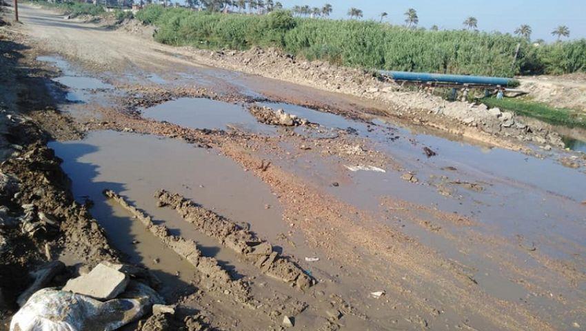 بالصور  ريف المنتزه.. 18 قرية يقطنها مليون سكندري خارج حسابات المسئولين
