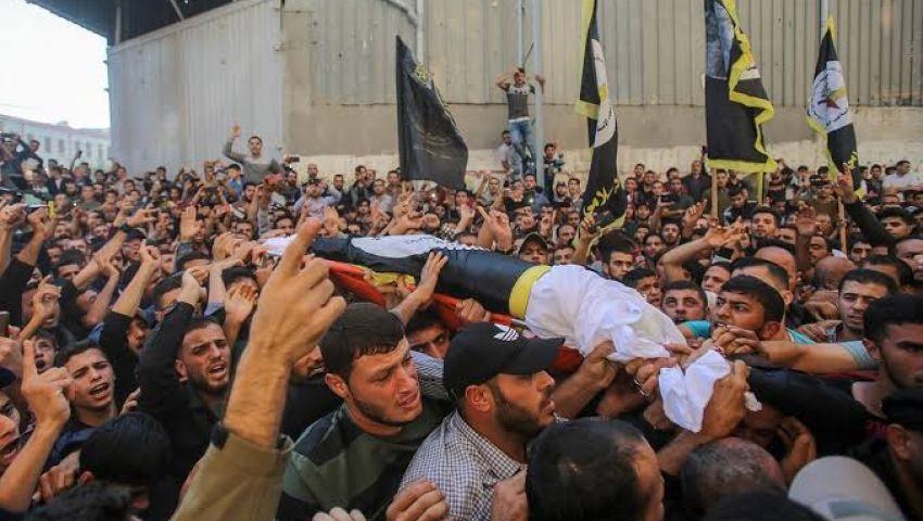 غزة تقاوم تحت القصف.. ارتفاع شهداء القطاع إلى 18 شهيدا