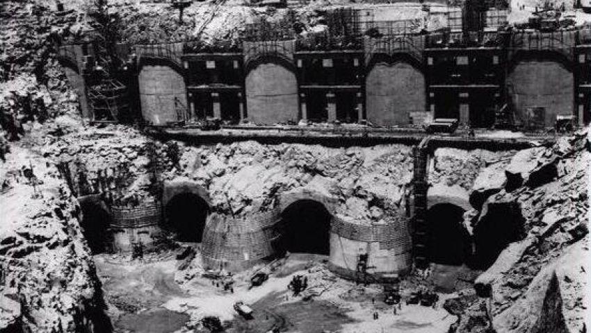فيديو  في العيد الخمسين.. قصة كفاح السد العالي «حصن أمان المصريين»
