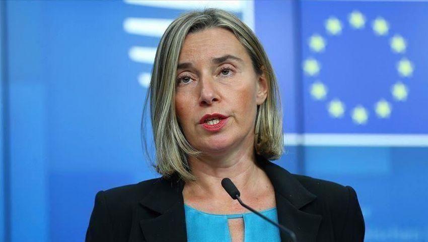 الاتحاد الأوروبي يدعو تركيا لإيقاف العملية العسكرية في سوريا