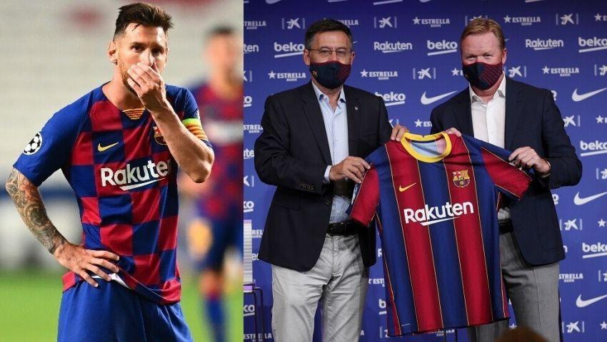 بارتوميو يتحدى حملة سحب الثقة.. ويرفض الاستقالة من رئاسة برشلونة