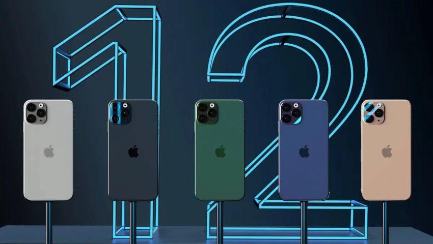 أبل تطلق سلسلة هواتف iPhone 12.. السعر والمواصفات