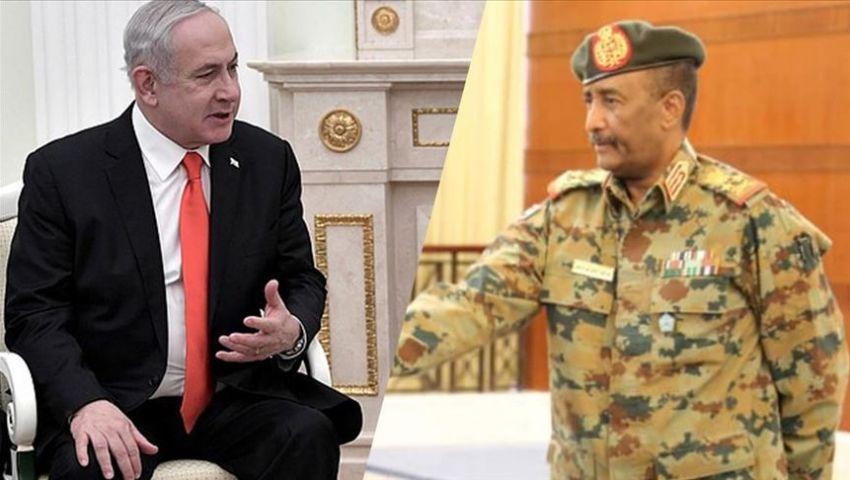 عريقات يدينلقاء نتنياهو والبرهان.. ومصدر الخارجية السودانية: لا نعلم عنه شيئًا