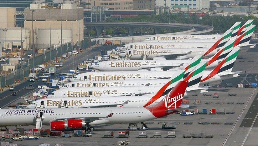 مطار دبي يستقبل 15 مليون مسافر في شهرين
