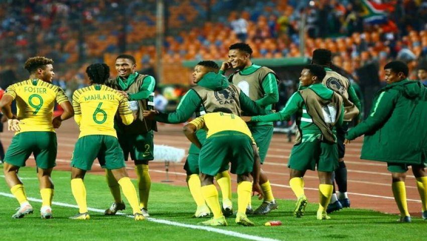 فيديو| جنوب أفريقيا تحصد برونزية كأس الأمم وتتأهل لأولمبياد طوكيو
