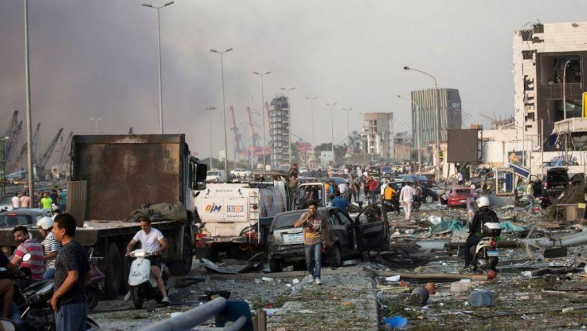 انفجار بيروت  نجوم الرياضة يتضامنون: قلوبنا معكم وكلنا لبنان