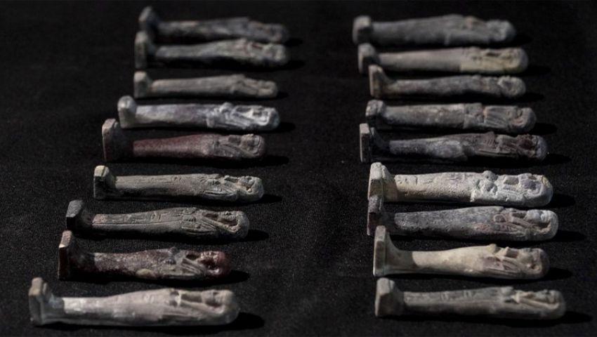 تفاصيل إنقاذ وترميم 200 قطعة أثرية مصرية في البرازيل