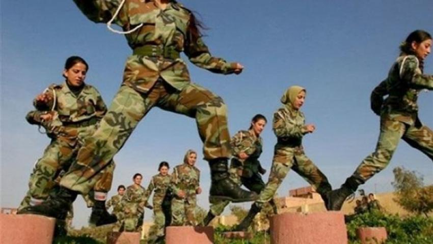 بعد 11 عامًا من إلغائه.. آلاف الشابات المغربيات يتقدمن للتجنيد