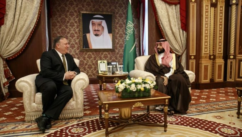الجارديان: زيارة بومبيو للسعودية والإمارات.. هل ينجح في بناء تحالف عالمي ضد إيران؟