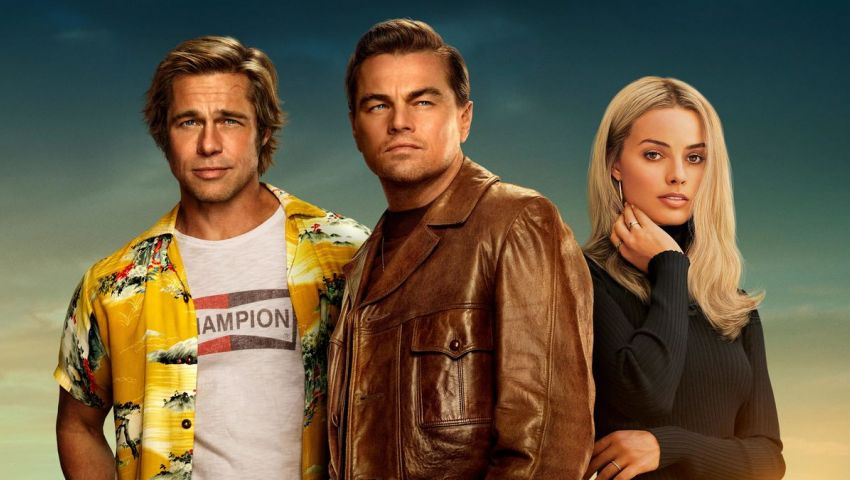 Once Upon a Time in Hollywood يتخطى الربع مليار دولار