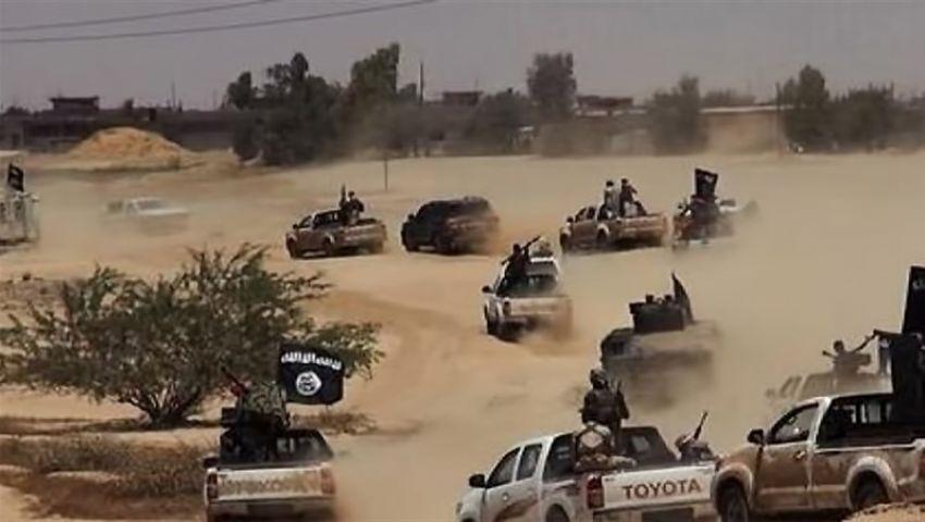 المرصد السوري: داعش يرسل تعزيزات لجبهات القتال بالرقة