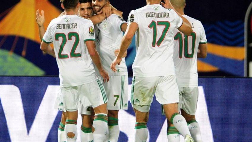 إشادة «تويترية» بصعود الجزائر لربع نهائي أمم إفريقيا.. ومغردون: «فخر الكرة العربية»