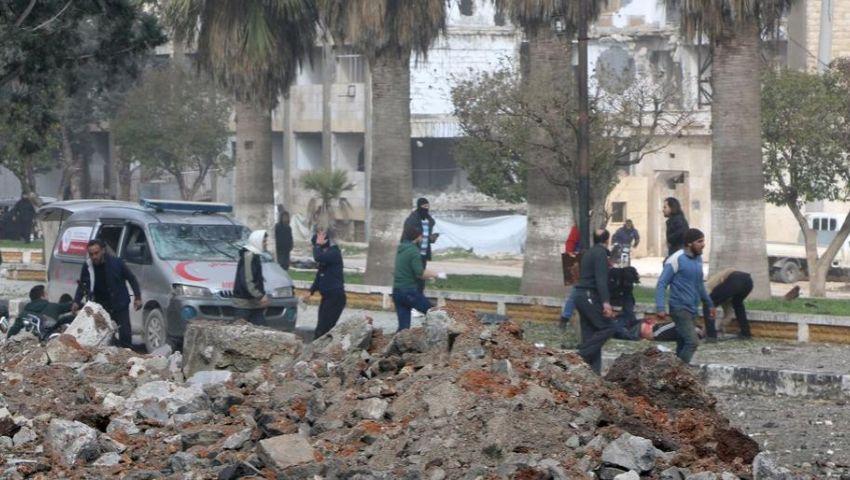 لليوم الثالث على التوالي.. الأسد ينتقم من إدلب
