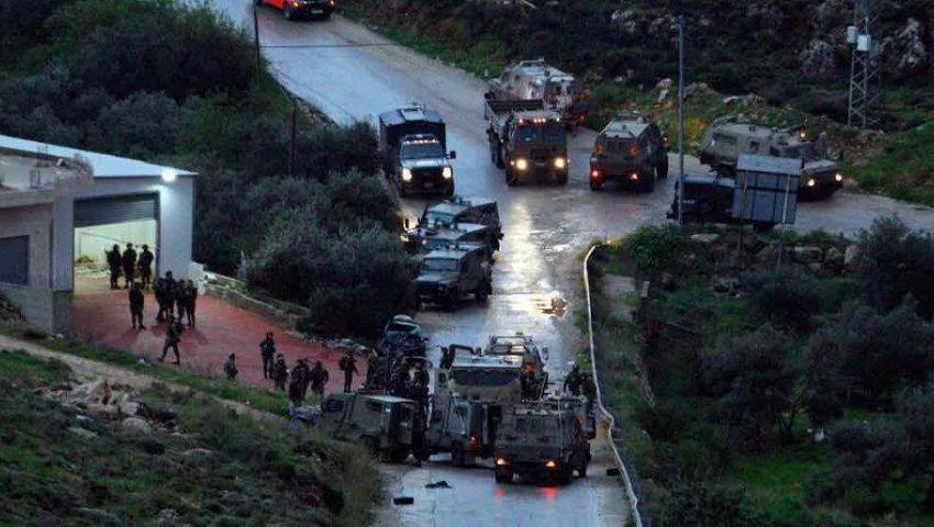 شهيدان بعملية دهس قرب رام الله.. فلسطين ما تزال تقاوم وحدها