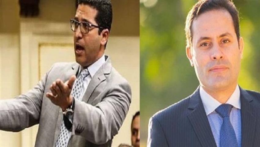 فيديو| الأحزاب تحتضن «الطنطاوي والحريري».. وعمرو أديب: «ناس وطنيين»