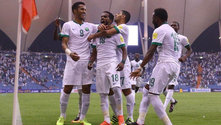 تصفيات كأس العالم| مواجهة ساخنة بين السعودية والعراق