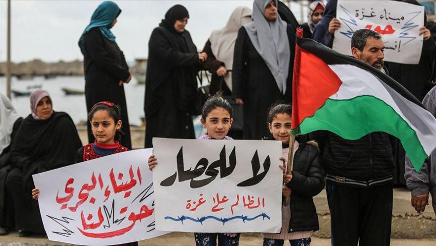 فيديو| في غزة.. مطالبات بالضغط على الاحتلال لتنفيذ تفاهمات التهدئة