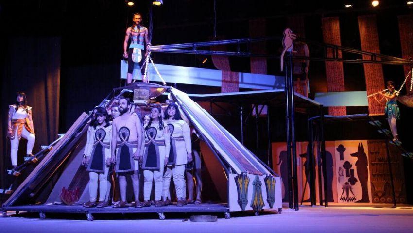 « ترنيمة الفلاح الفصيح»  أوبرا فرعونية تنافس في القومي للمسرح