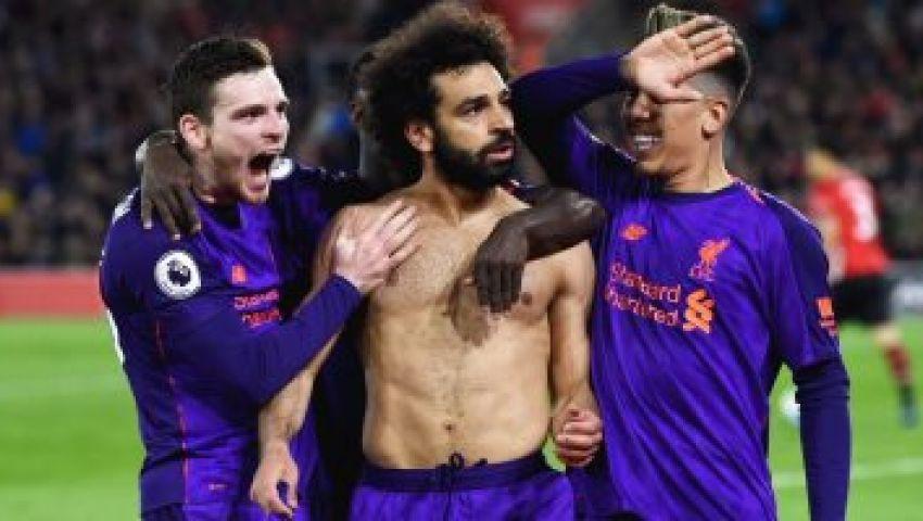 محمد صلاح ضمن تشكيل ليفربول المتوقع لمواجهة بورتو