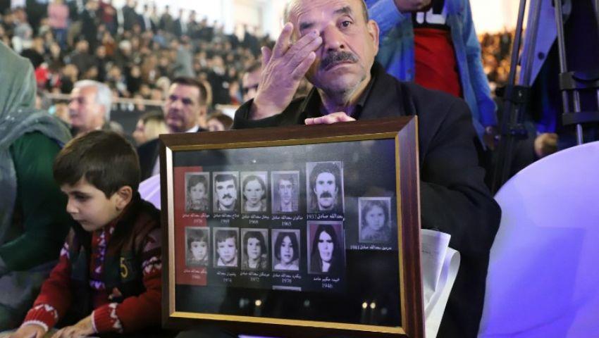 بعيون دامعة في احتفال مهيب..العراق يحيي الذكرى 31 لـ«مجزرة حلبجة»