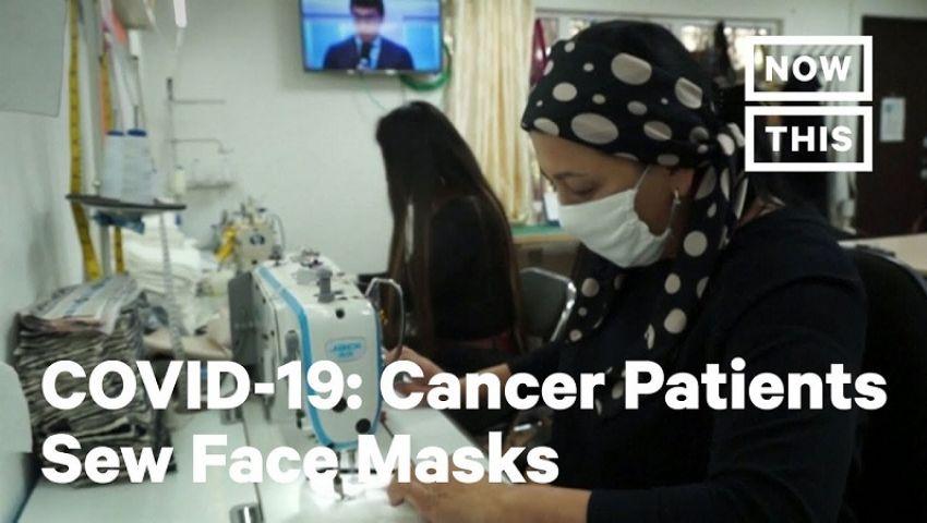 كورونا في قيرغستان.. رزق وعلاج لمريضات السرطان