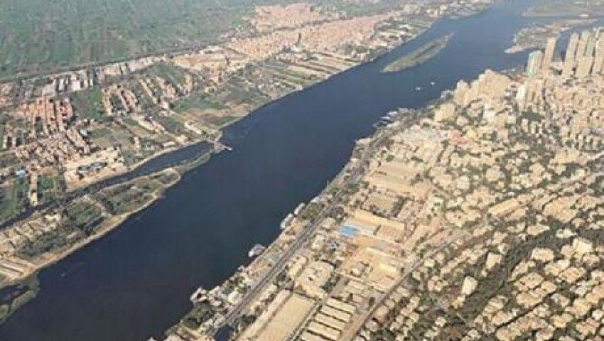 فيديو| تحذير من ارتفاع منسوب النيل في رشيد.. ومطالبة بإخلاء أرض «طرح النهر»