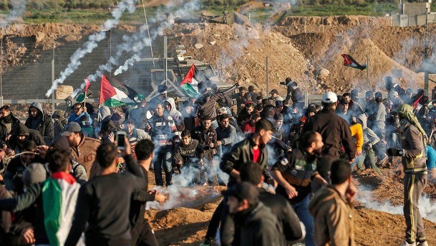 باستخام الرصاص المطاطي.. جيش الاحتلال يفرق مسيرات منددة بالاستيطان في الضفة الغربية