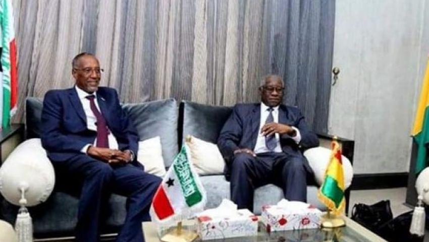 «أرض الصومال».. لهذا السبب قطعت مقدشيو علاقاتها الدبلوماسية مع كوناكري