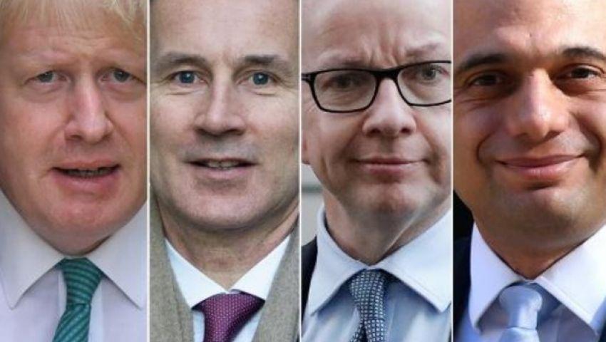 موقع بريطاني: أبرز المرشحين لخلافة تيريزا ماي.. تعرف عليهم