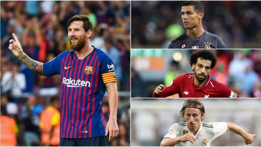 برشلونة يرد على استبعاد «ميسي» من قائمة «الأفضل».. وهذا ما قدمه «الثلاثي»
