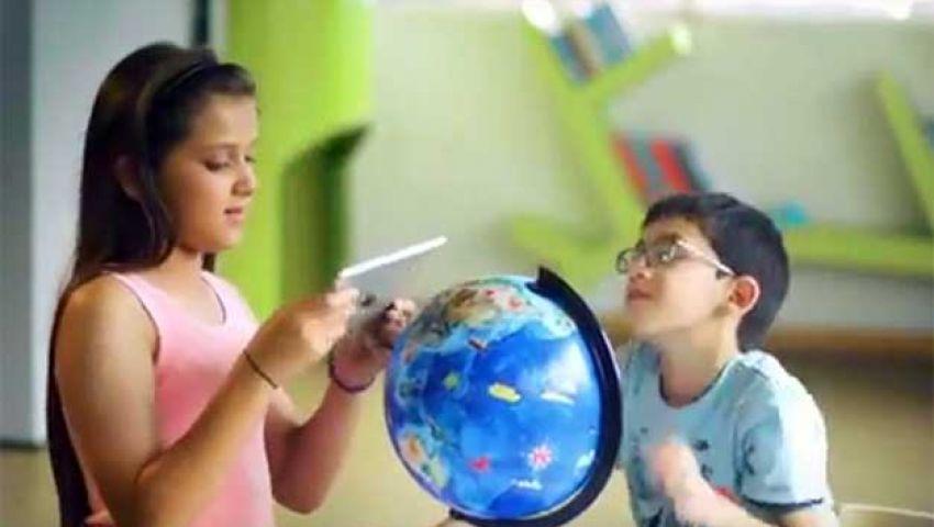 بالفيديو: .. «أوربوت» كرة أرضية ذكية تُعلم الأطفال كل ثقافات العالم