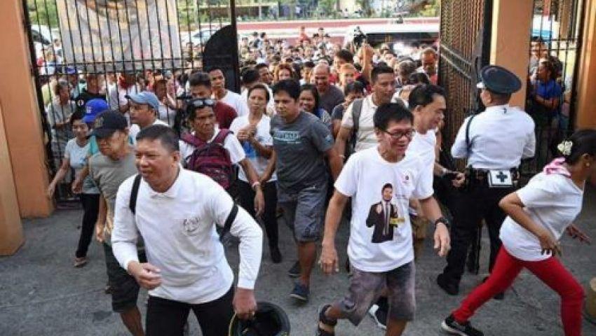 على وقع الانفجارات.. الملايين يدلون بأصواتهم في انتخابات الفلبين
