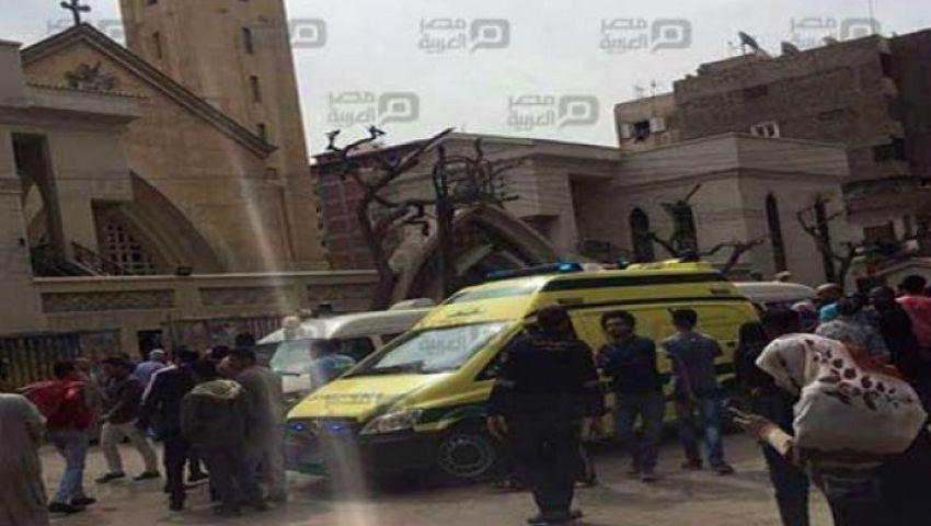 رئيس نقل البرلمان : تفجير  كنيسة طنطا نتيجة اختراق أمني